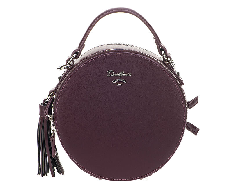 b9cb0803fe9b7 David Jones Damen crossbody Handtasche Dark Bordeaux CM4059 ...
