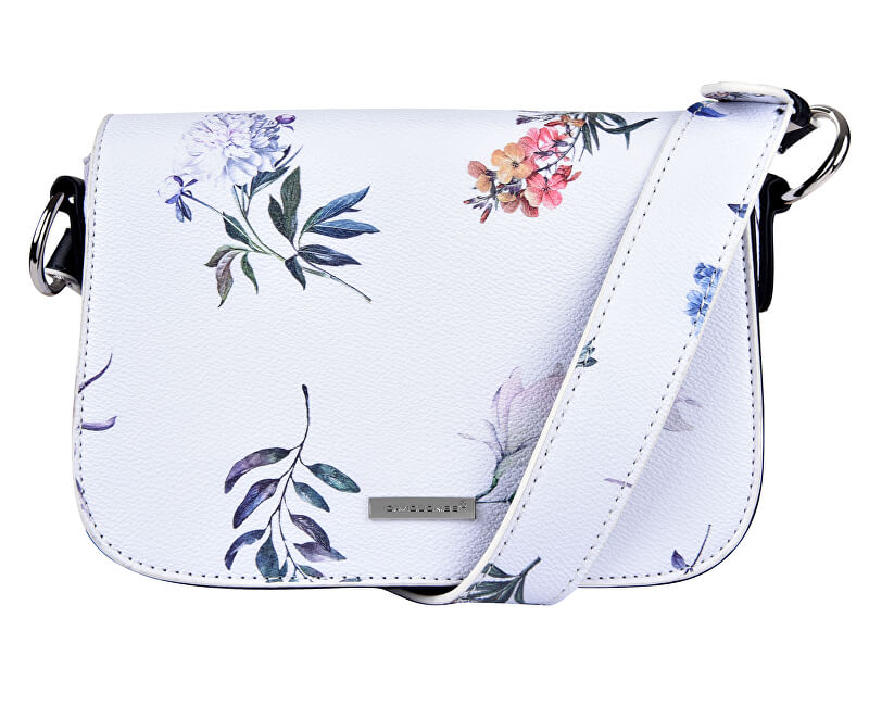 David Jones Dámska crossbody kabelka White 5996-2