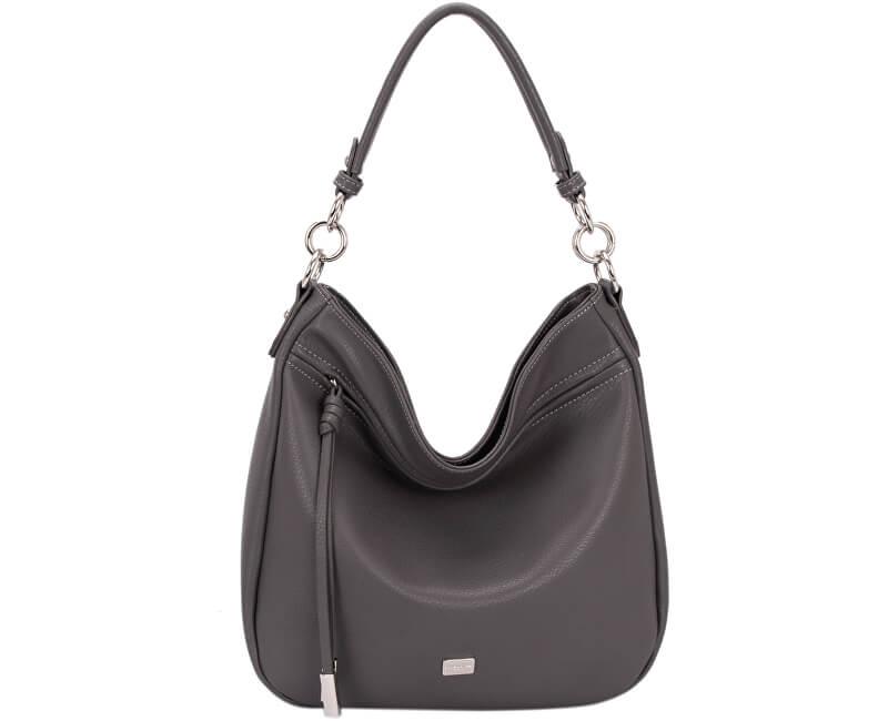 David Jones Dámská elegantní kabelka Dark Grey CM3383A