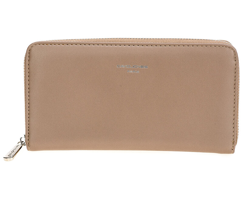 0a92de8242b8 David Jones Dámska elegantná peňaženka D. Camel P052-510 ...