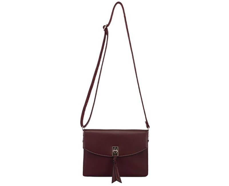 David Jones Geantă de mână Dark Bordeaux CM5308