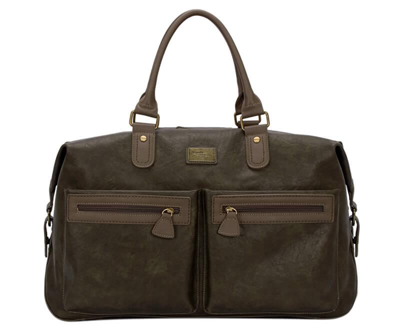 David Jones Dámská taška Dark Khaki CM3553