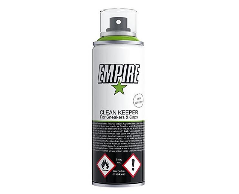 EMPIRE Čistící pěna na tenisky CLEAN KEEPER 200 ml