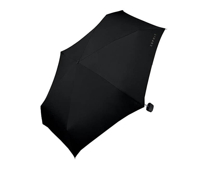 Esprit Dámský skládací deštník Esbrella Black