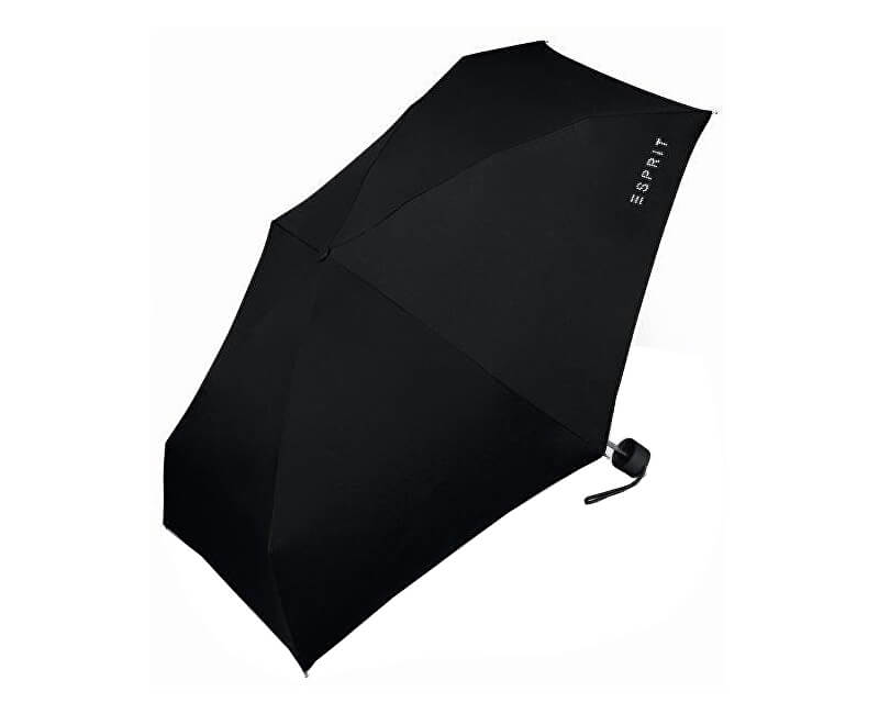 Esprit Dámský skládací deštník Petito Black Diamond
