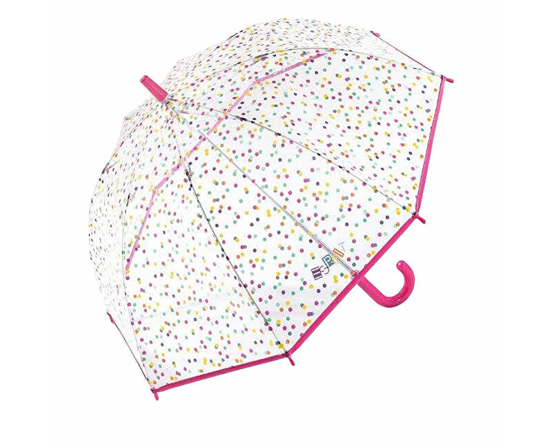 Esprit Dětský holový deštník Long Domeshape Kids