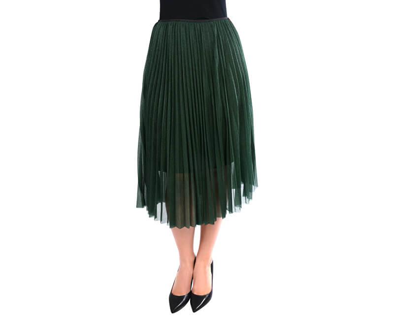Fornarina Dámská sukně Lorita - Green Skirt BI182C24JG2236
