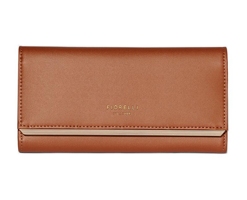 Fiorelli Elegantní peněženka Addison FS0943 Tan