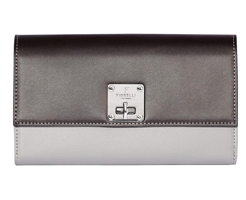 Fiorelli Elegantní peněženka Chiltern FS0919 Belgrave Grey Block