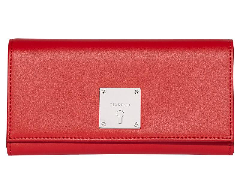 Fiorelli Elegantná peňaženka Dorchester FWS0010 Pillar Box Red