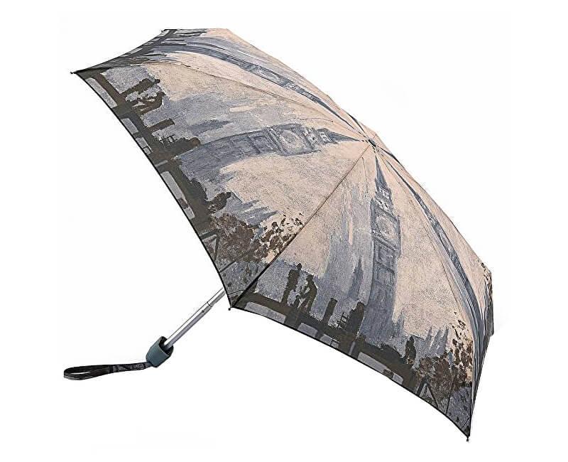 Fulton Feminin pliere umbrela National Gallery Tiny 2 Thames Below Westminster L794