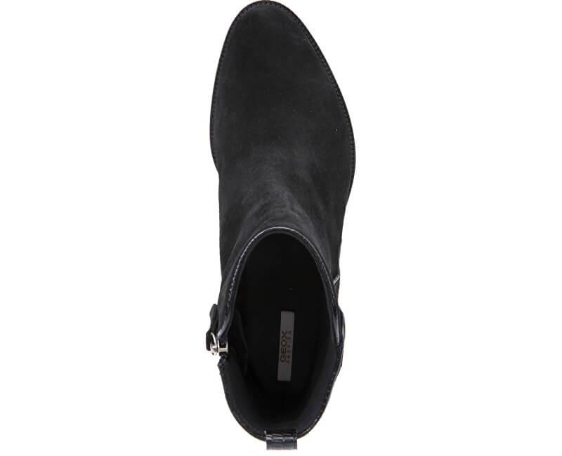 7cbcdae39 Geox Dámske členkové topánky Mendi Np ABX Black D746SB-00022-C9999 V akcii.  Predchádzajúci <Ďalšie >