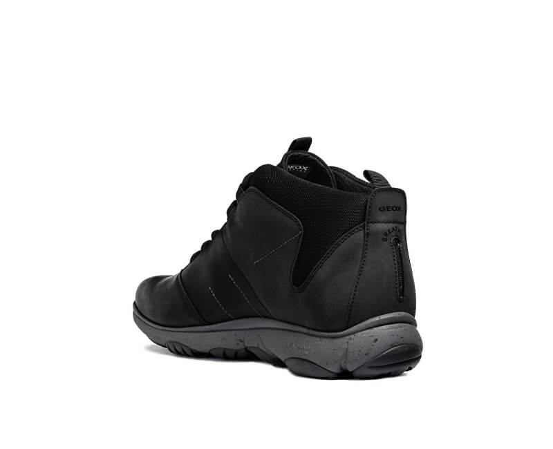 GEOX Pánské kotníkové boty Nebula 4x4 ABX A Black U742VA-043EK-C9999 ... fe026a90cb4