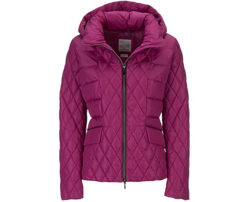 GEOX Dámská bunda Woman Down Jacket Berry Pink W7425Y-T2410-F8222