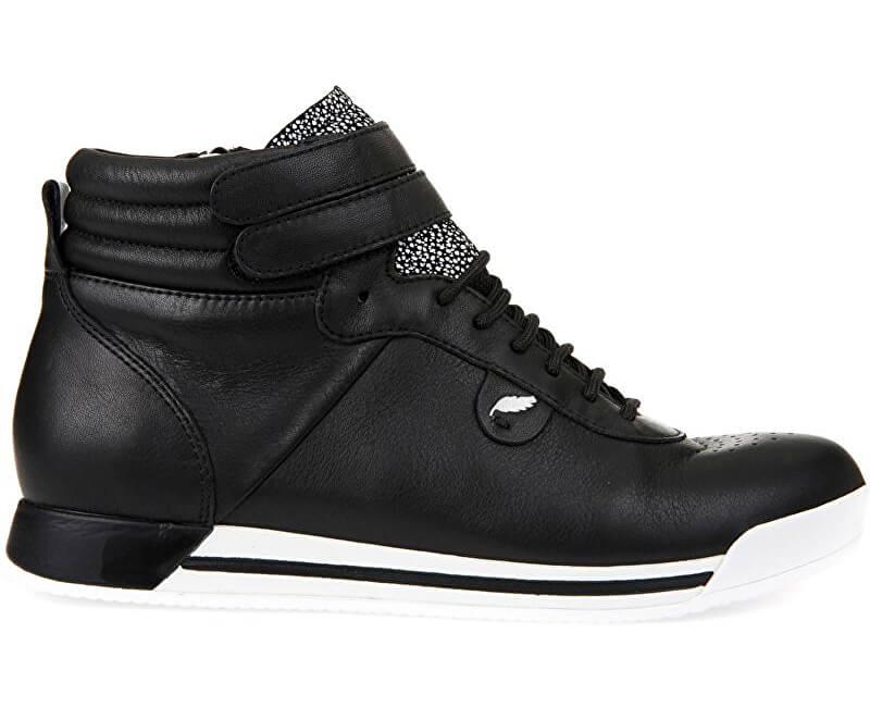 GEOX Dámské kotníkové boty Chewa Black D724MB-00085-C9999 Doprava ... 5347fc5d8d