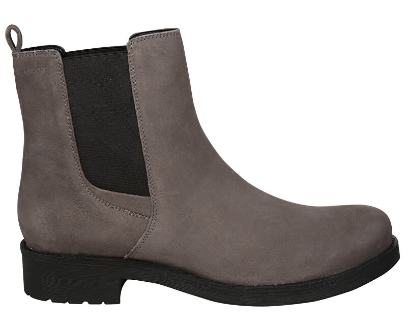 GEOX Dámské kotníkové boty Donna New Virna Mud D7451F-000LT-C6372