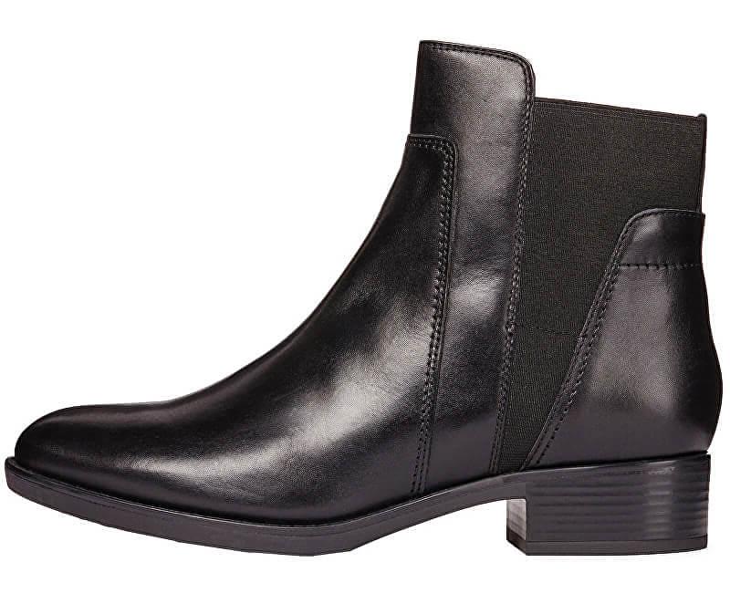 GEOX Dámské kotníkové boty Felicity F Black D84G1F-00043-C9999 ... b9c972a0b8