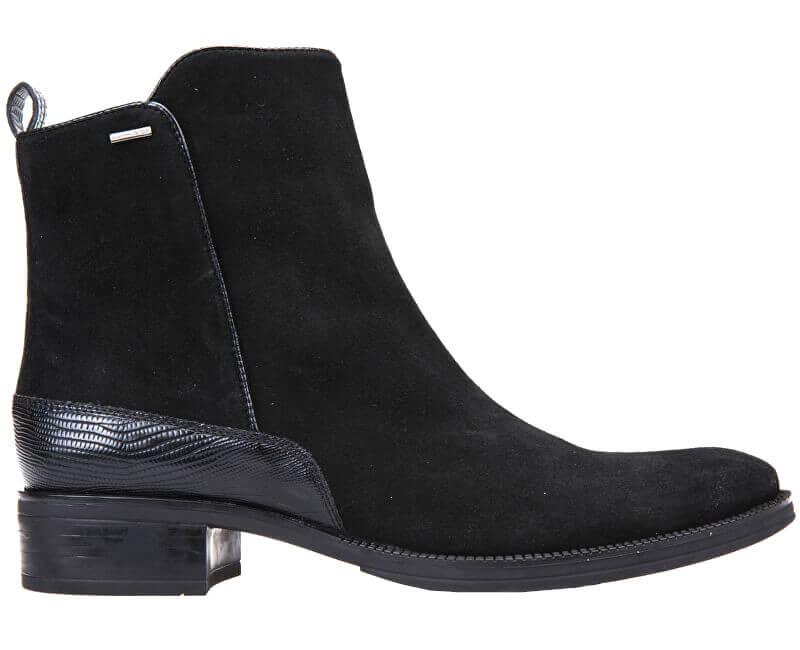 GEOX Dámské kotníkové boty Mendi Np ABX Black D746SB-00022-C9999