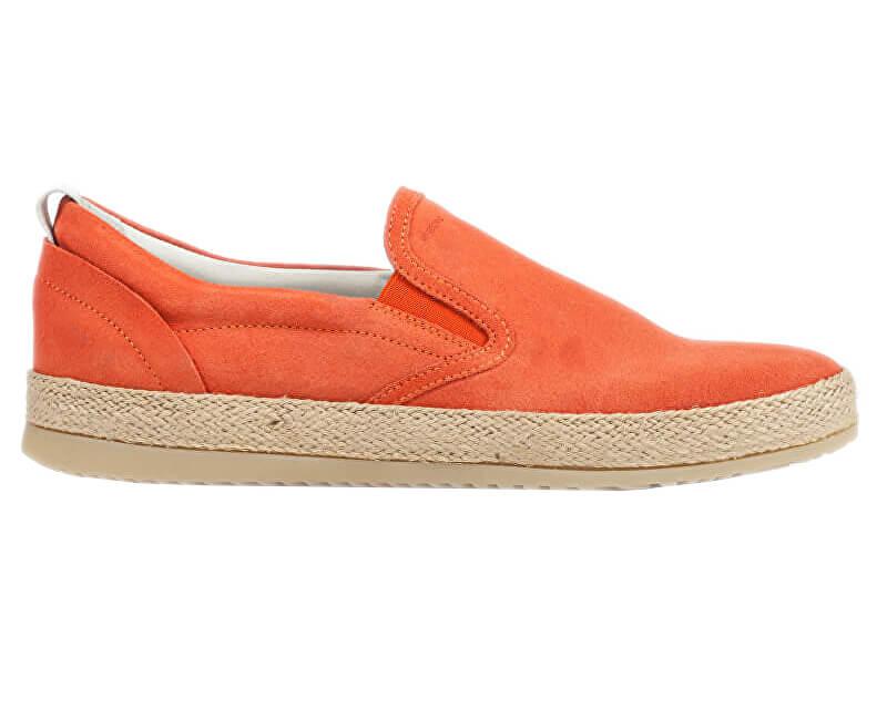 Geox Pantofi espadrilky femei Maedrys A Dk Orange D724EA-00022-C7012