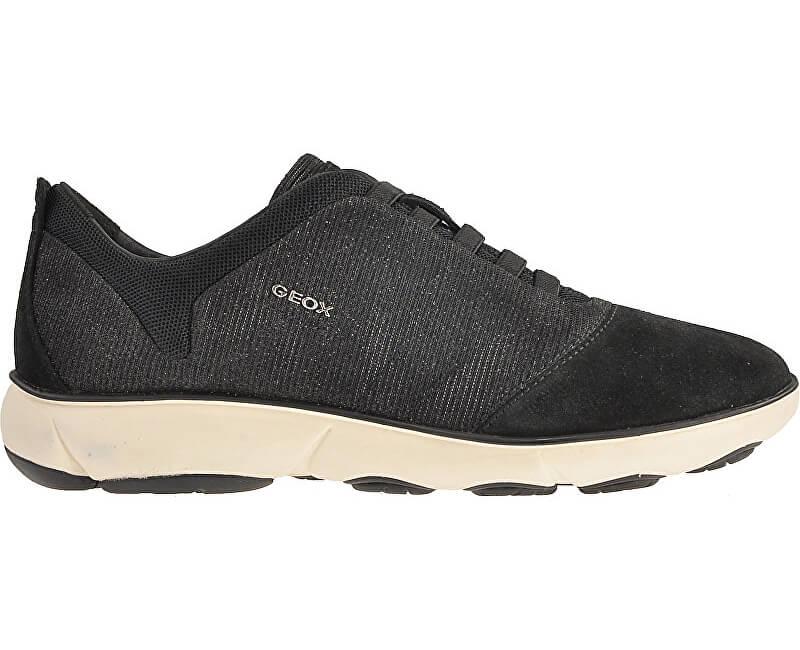 promo code 95edd 22ae0 Damen sportliche Sneaker Nebula G Black D641EG-0EW22-C9999