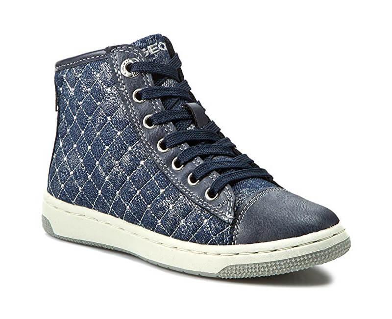 f898149d39 GEOX Junior členkové topánky Creamy B Navy J54L5B-0DY54-C4002 ...