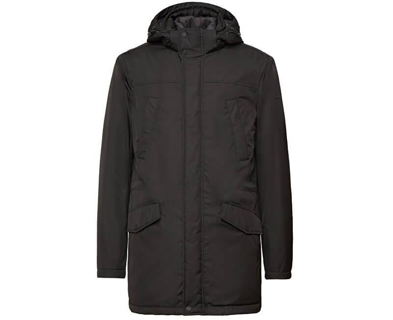 Geox Pánská bunda M Vincit Black M9420F-T2585-F9000