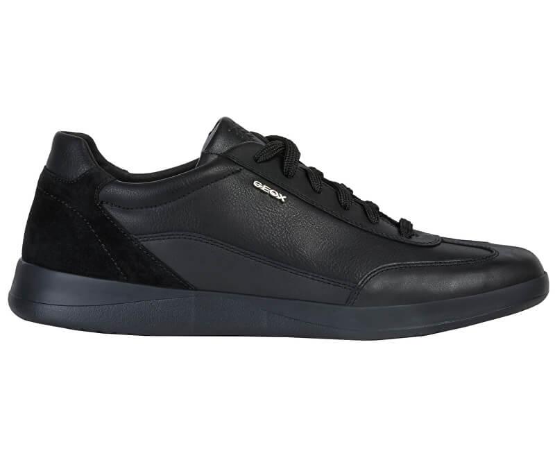 Geox Adidași pentru bărbați U Kennet Black U946FA-043ME-C9999