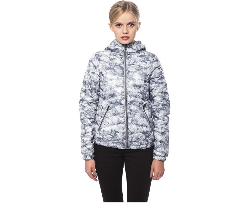 GAS Jachetă pentru femei metal Grey PC5023 420289