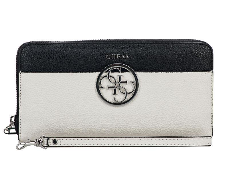 7c6e9f600 Guess Dámska peňaženka Kamryn Color-Block Zip-Around Wallet - ZĽAVA