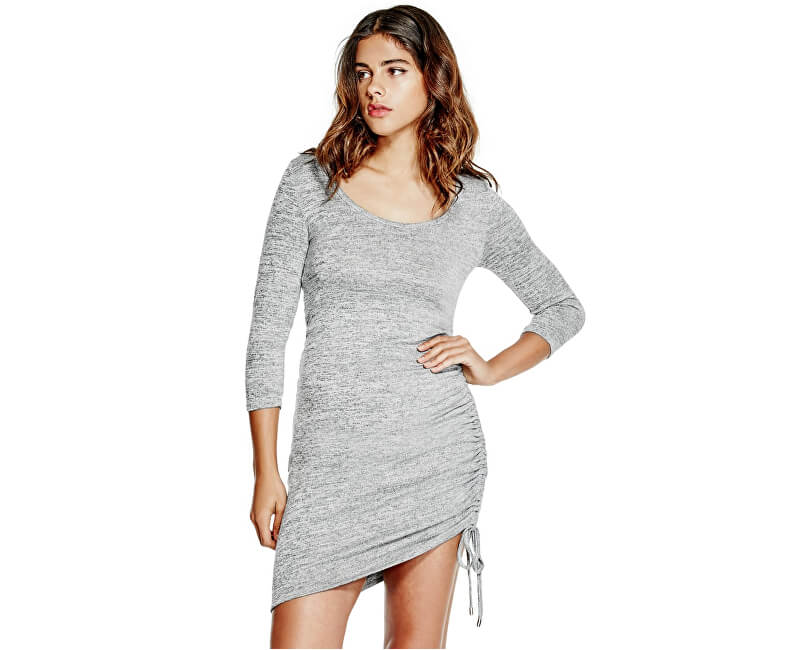 c7988f64d5 Guess Annette Ruched ruha pulóver ruha | Vivantis.hu - A ...