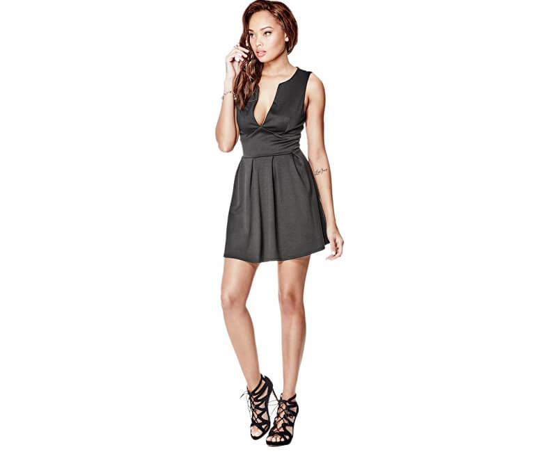 Guess Dámské šaty Juliana Pleated Dress Doprava ZDARMA  ee70c736d2