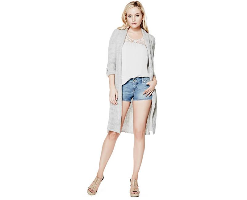 Guess Dámské šortky Norrie Denim Shorts