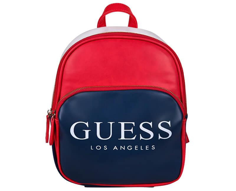 Guess Dámský batoh Logo Small Backpack Multi Doprava ZDARMA ... 3114122850