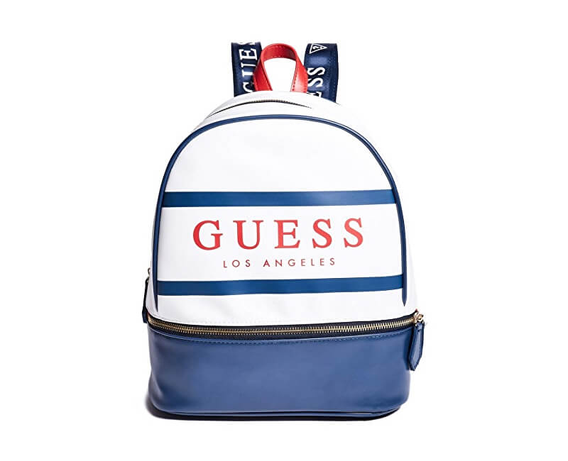 Guess Dámský batoh Marisoll Gym Logo Backpack