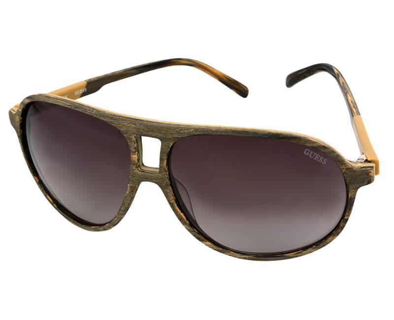 Guess Sluneční brýle GU 6806 K60 65