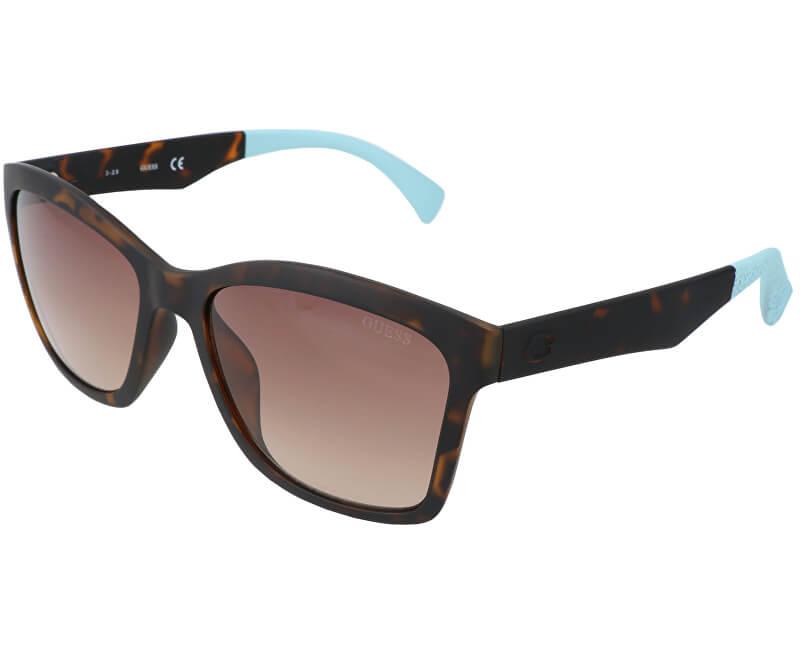 Guess Sluneční brýle GU7434 52F