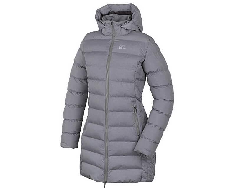 Hannah Dámsky kabát Elice II Shine Drizzle 10000180HHX