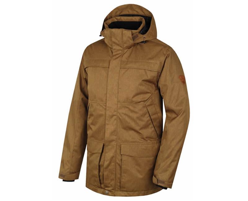 ef7a4ea595 Hannah Férfi kabát Gunner Wood Trash Mel 10000044HHX | Vivantis.hu ...