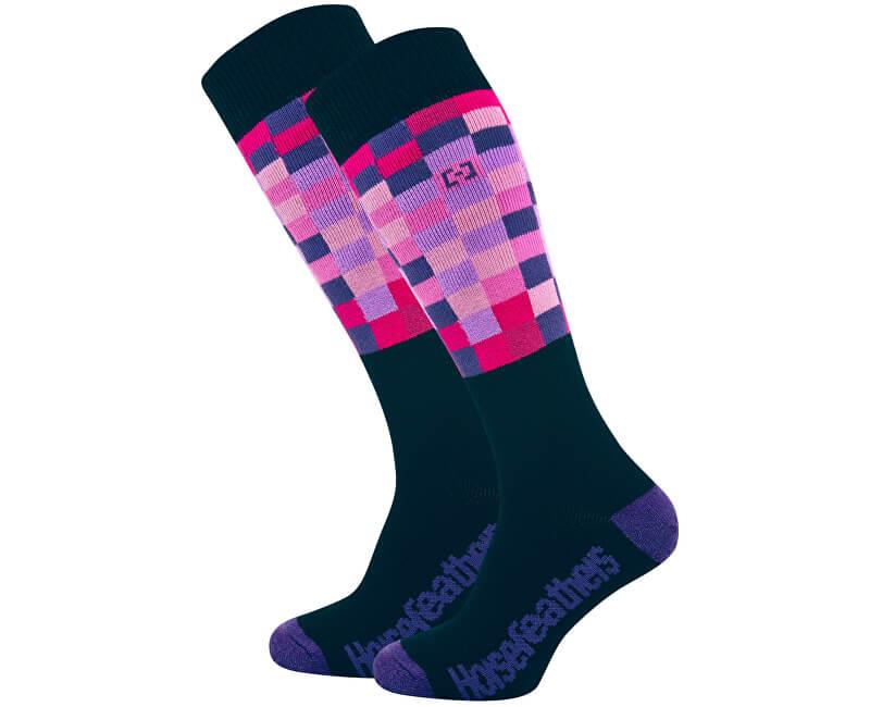 Horsefeathers Dámské ponožky Jane Doe Navy AA1024B
