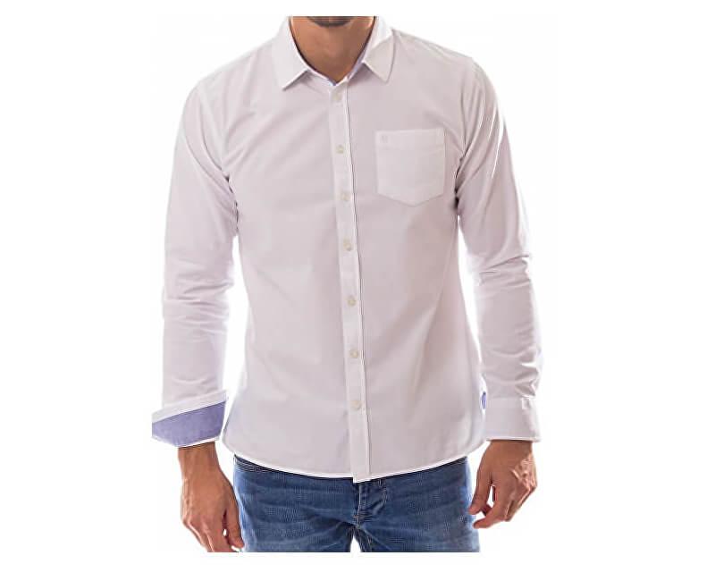 Heavy Tools Pánská košile Rimini W17-410 White