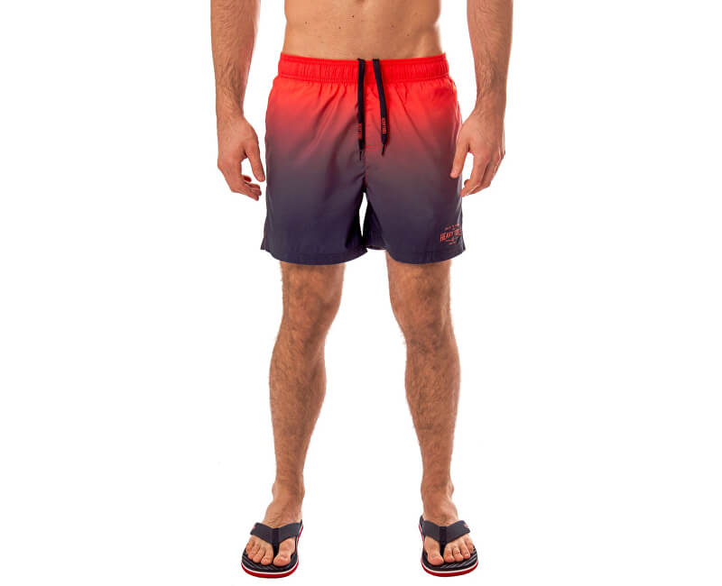 Heavy Tools Bărbați Beach pantaloni scurți Jip S17-532 Orange