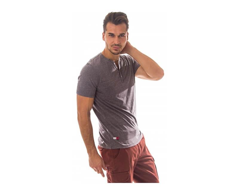 Heavy Tools Pánské triko s krátkým rukávem Mescal W17-132 Rabbit