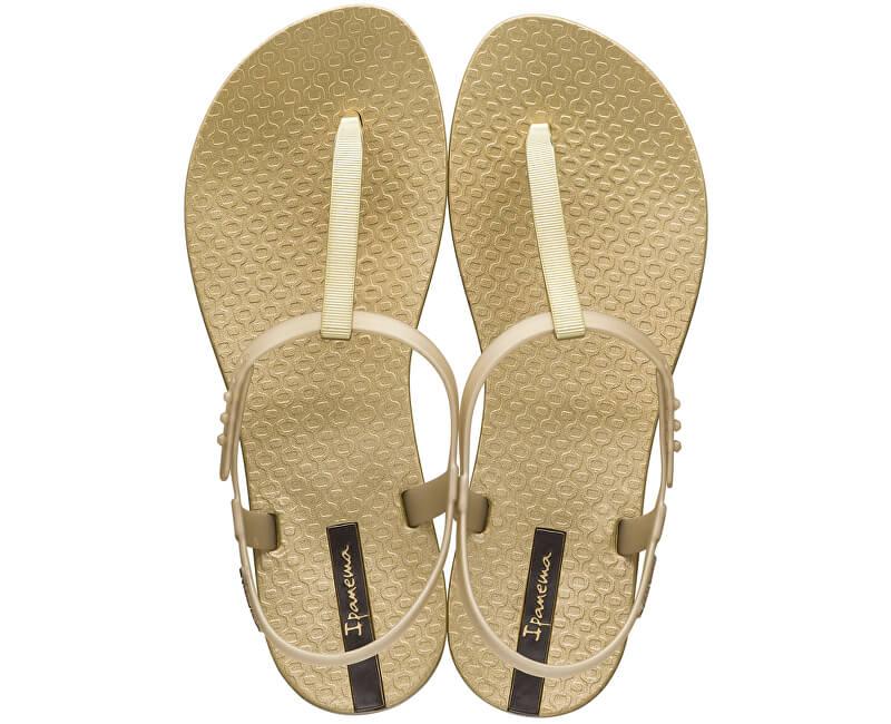 d8a8500983 Ipanema Dámske sandále Class Exclusive Fem 26189-20889 Gold ...