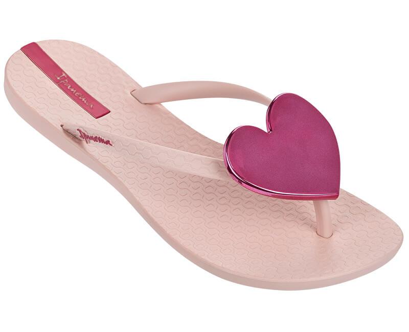 Ipanema Flip flop-uri de damă Maxi Fashion II 82120-21038 Pink/Pink