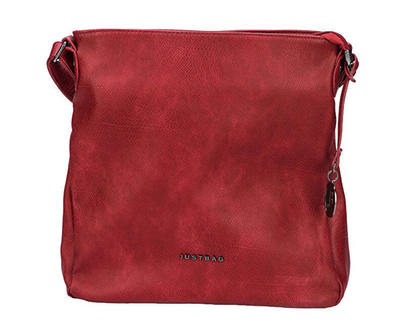JustBag Dámská kabelka YF2028 Red