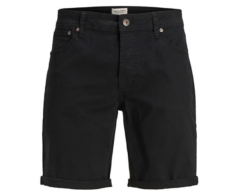 Jack&Jones Pánske kraťasy Irick Jjoriginal Shorts Wv 01 Black