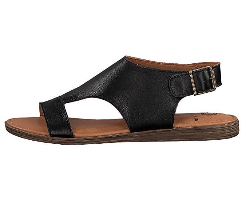 Jana Dámske sandále 8-8-28140-22-001 Black