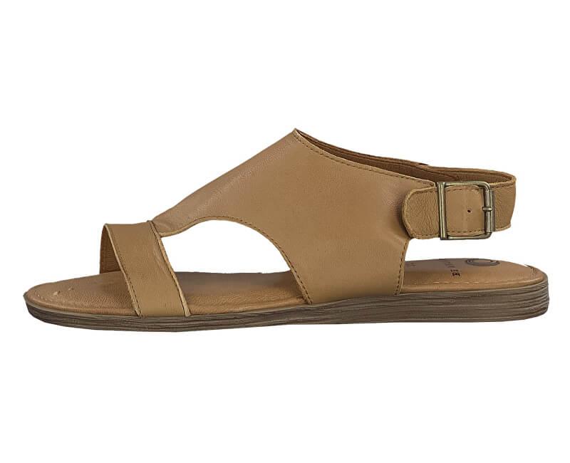 Jana Dámske sandále 8-8-28140-22-305 Cognac