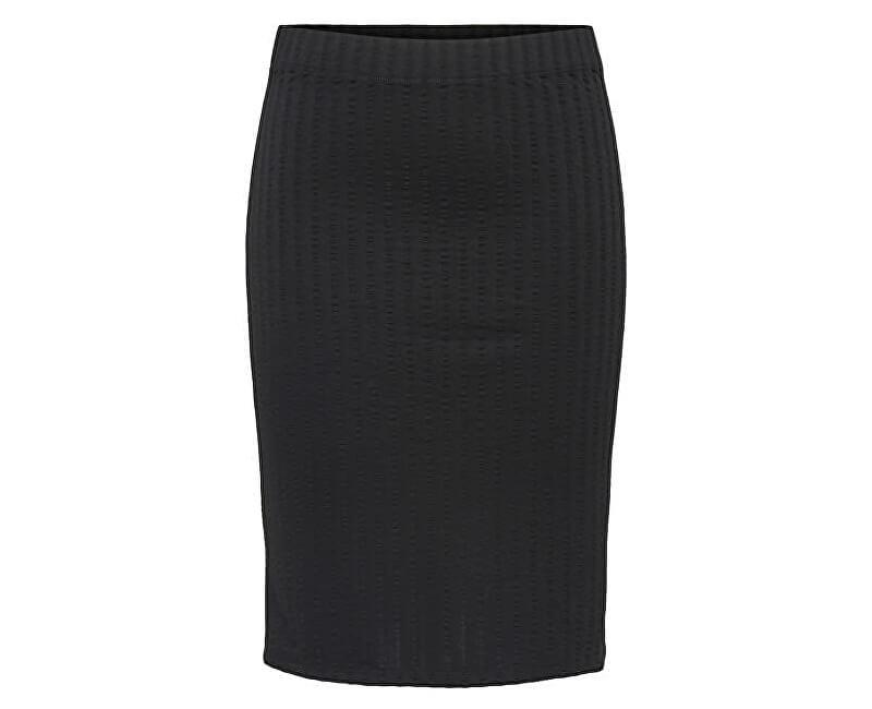 Jacqueline de Yong Dámska sukňa Rosie Skirt Jrs Black