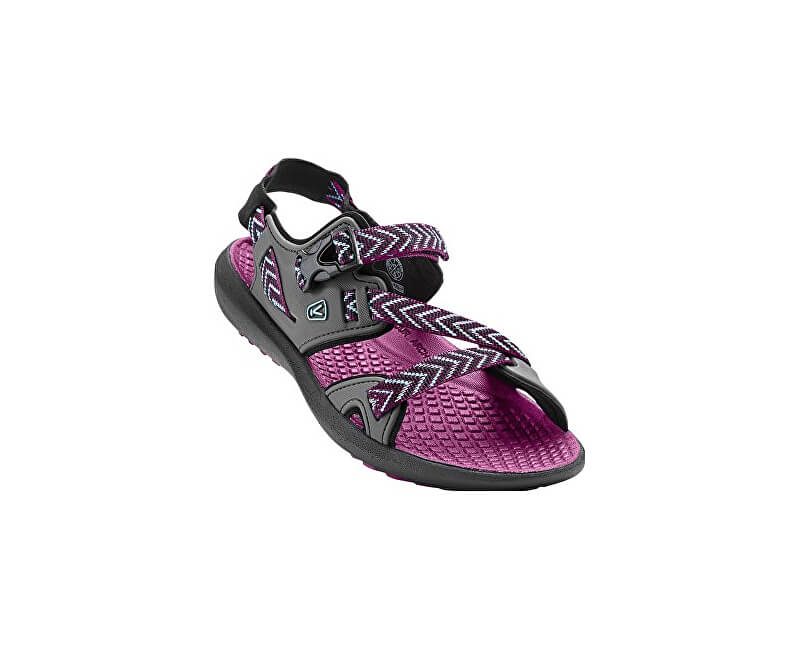 KEEN Sandale pentru femei Maupin Magnet/Purple Wine